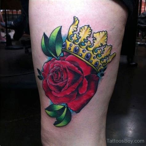 red crown tattoo tattoos designs pictures page 24