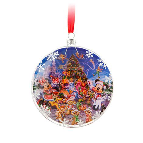 disney world christmas ornaments images