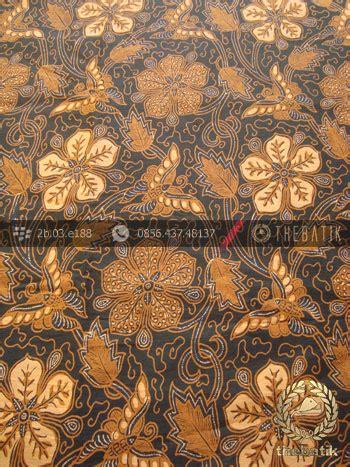 Blouse Bolero Padi Batik jual bahan batik klasik motif ceplokan kembang soga