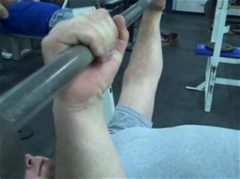 wrist pain from bench press diesel crew muscle building athletic development