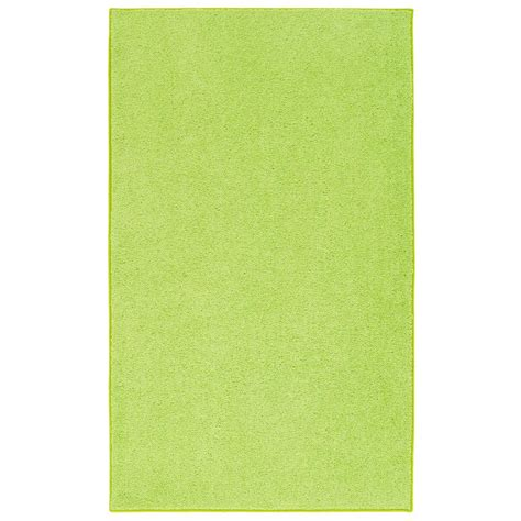 Bright Green Area Rugs Nance Carpet And Rug Ourspace Lime Green 4 Ft X 6 Ft Bright Area Rug Os46lh The Home Depot