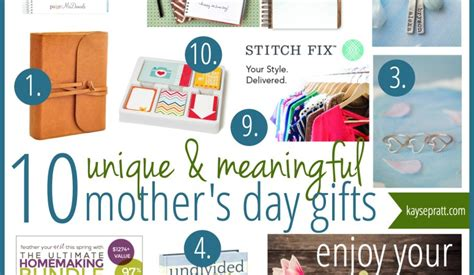 top 10 christmas gifts for moms intentional moms 10 unique meaningful mother s day gift ideas