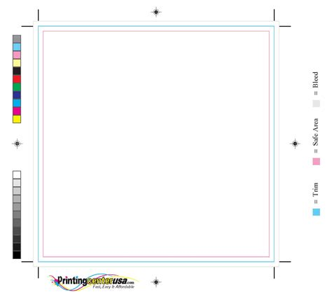 6 page booklet template booklet templates printingcenterusa