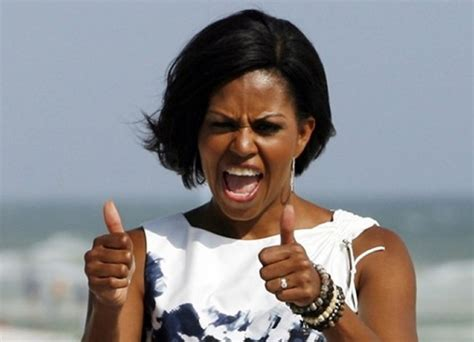 michelle obama biography in spanish here s michelle obama having the time of her life