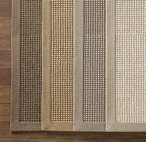 Sisal Rugs by Belgian Looped Wool Sisal Rug