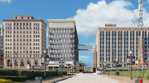Southwest Home Interiors renderings of little caesars headquarters released
