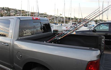 boat outfitters pickup rod holder - Boat Outfitters Truck Rod Rack