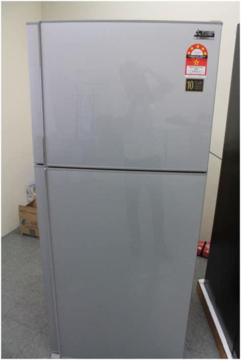 mitsubishi fridge review product review mitsubishi fridge peti sejuk mr l78e