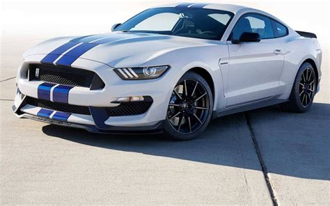 ford gt350 ford mustang shelby gt350 2018 auto deportivo detalles