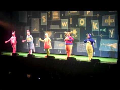 Backyardigans Live On Stage Sea In Adventure The Backyardigans Live 2014 Doovi