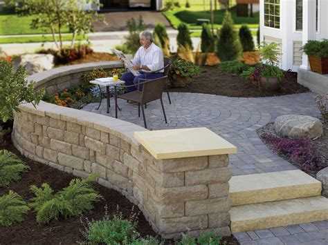 Patio Ideas For Front Yard Front Yard Patio Landscaping Gardening Ideas