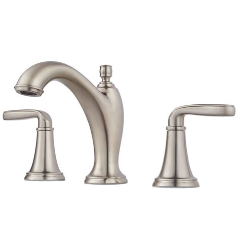 8 bathroom faucet pfister brea 8 in widespread 2 handle waterfall bathroom