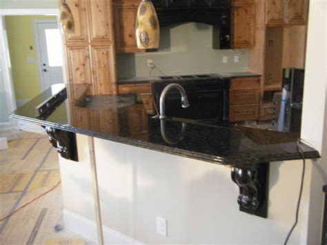 granite bar top supports granite countertop bar tops island overhangs