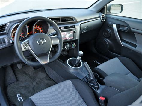 2014 scion tc white interior top auto magazine