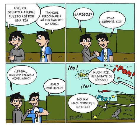 imagenes sorprendentes comicas webcomic 161 eh t 237 o 161 eh leie amigos para siempre