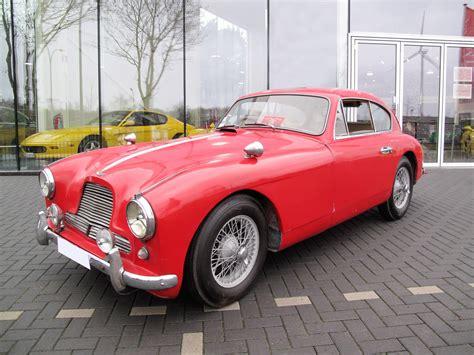1955 Aston Martin by 1955 Aston Martin Db2 4 Saloon Coys Of Kensington