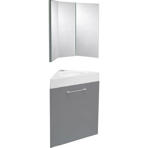 Délicieux Meuble Lave Main Leroy Merlin #1: meuble-lave-mains-avec-miroir-gris-galet-n-3-sensea-remix.jpg