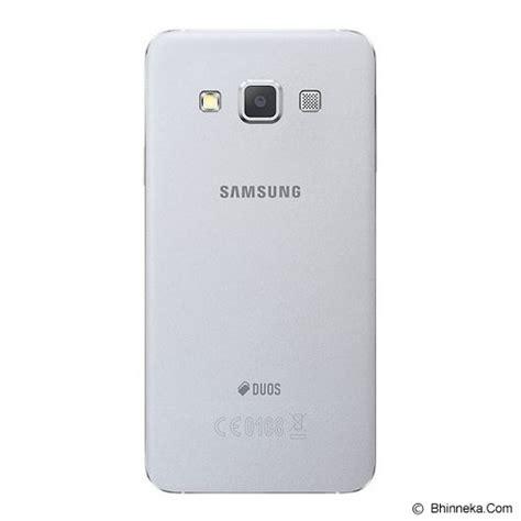 Harga Samsung A300h jual samsung galaxy a3 sm a300h silver harga murah