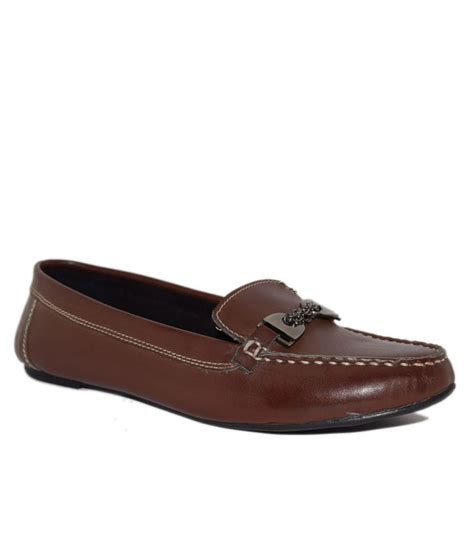 brown womens loafers genies bottle womens brown loafers price in india buy