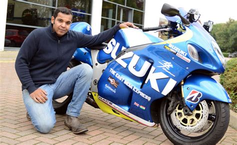 Sejadah Busa Made In Turkey rider attempts record journey from uk to india on a suzuki hayabusa motorcycle news
