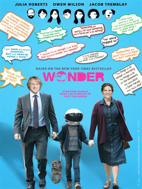 film 2017 wonder trailer and poster of wonder teaser trailer