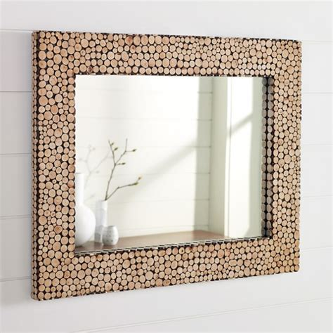 10 diy ideas for how to frame that basic bathroom mirror 10 diy cool mirror ideas
