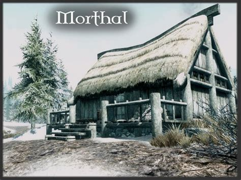 can i buy a house in morthal skyrim northern bathhouses by dourdendevire mods s t e p