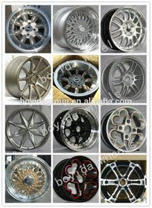 List Of All Truck Wheels Boyida Suv Wheels With Best Quality For Sale 14 18 Inch