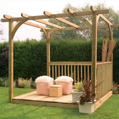 Pergola Bausatz Holz by Pergola Bausatz 40 Pergolas Und Gartenlauben F 252 R Ihren