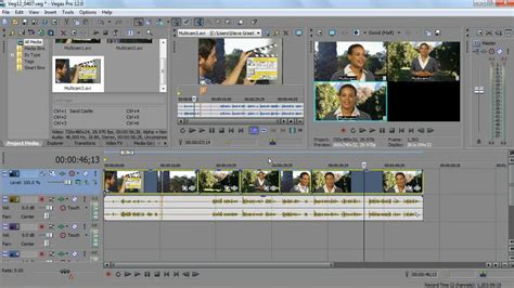 video editing with sony vegas pro tutorials free download sony vegas pro essential training