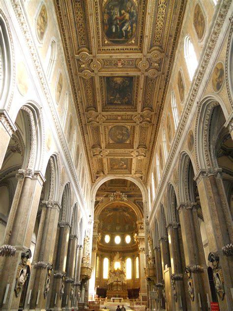 sana interno it organi della cattedrale di santa assunta a napoli