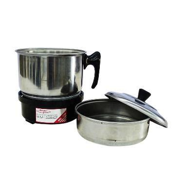 Multi Fryer Maspion jual rekomendasi seller maspion mec 1750 multi cooker