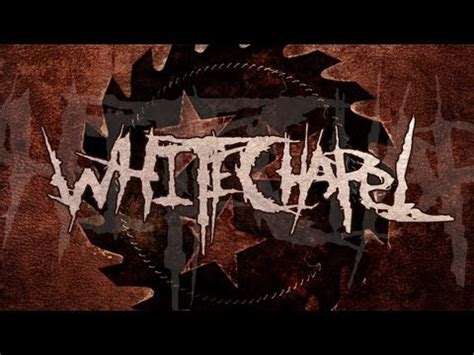 Whitechapel Section 8 Lyrics by Whitechapel Usa Discography Line Up Biography