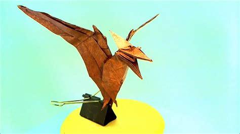 Origami Yoda Fumiaki Kawahata - pteranodon fumiaki kawahata
