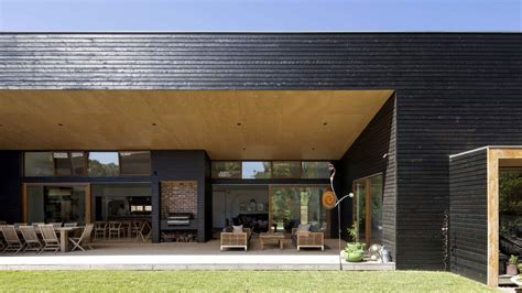 Floor Plan Of A House by Open Plan Leads To Large Veranda In Australia Freshome