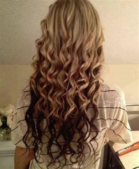 hairstyles blonde on top brown underneath blonde on top brown underneath hair styles pinterest