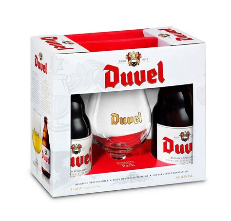 duvel belgian beer gift by beer hawk notonthehighstreet com