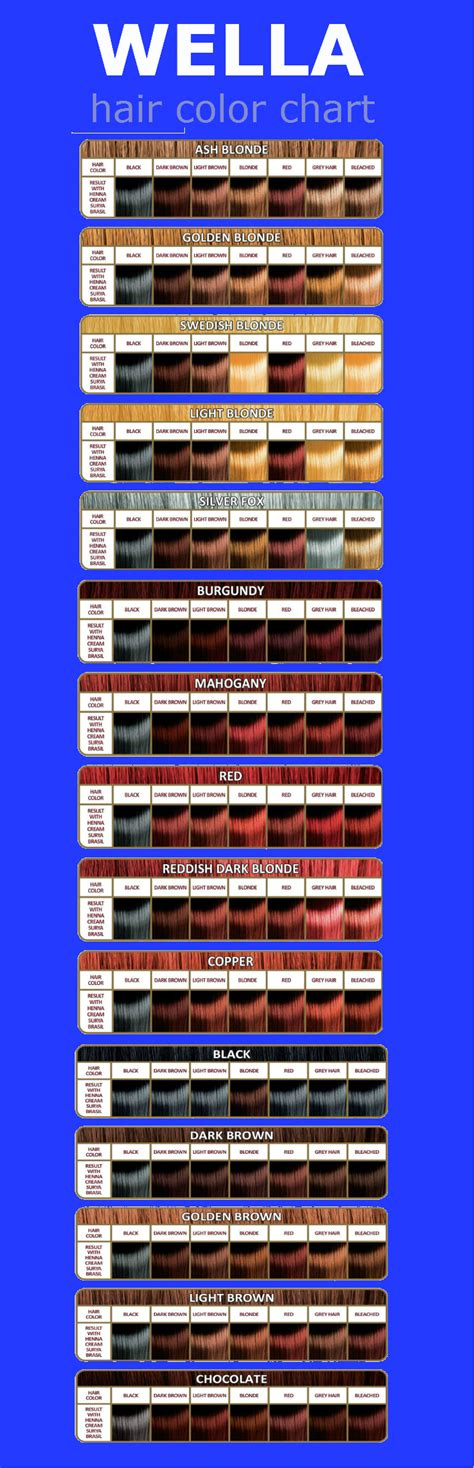 wella hair color formulas click to close or click and hold for moving picture