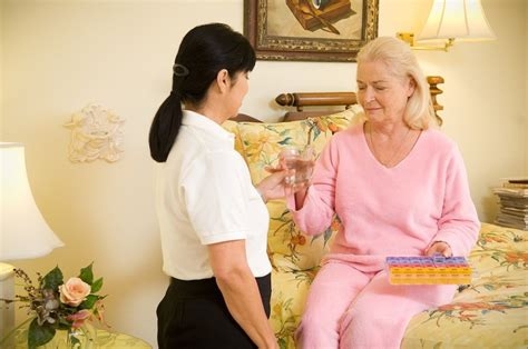 what options come included in live in home care in nj