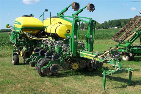 Deere Planter by 2010 Deere 1770nt 12 Planting Seeding Planters Deere Machinefinder