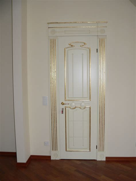 White Wooden Interior Doors Gold Doors Golden Portal Gold Scripted Door Palace Door Gold Castle Door Fortress