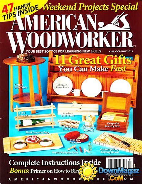 American Woodworker 168 Octobernovember 2013 Torrent