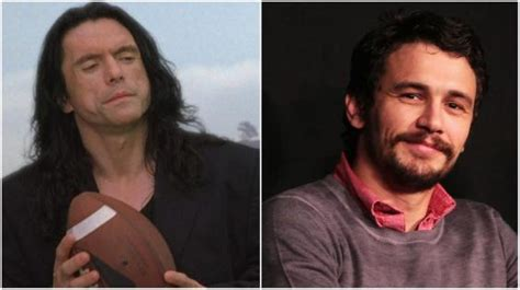 franco the room disaster artist is being made based on the of hysterically terrible the room