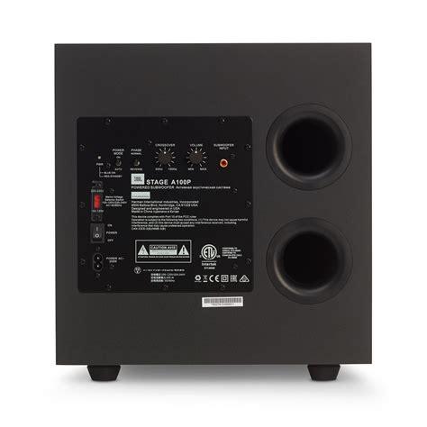 jbl stage ap home audio loudspeaker system
