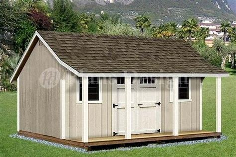 pool shed plans 12 x 16 shed with porch pool house plans p81216 free