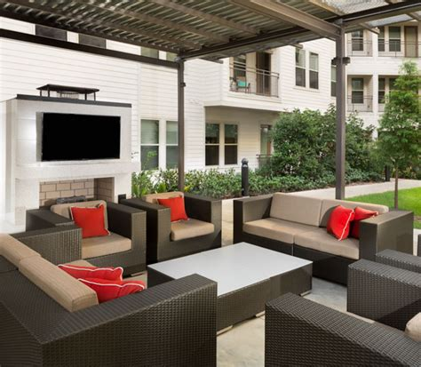 outdoor fireplace houston tx photo gallery apartments in the energy corridor district at memorial