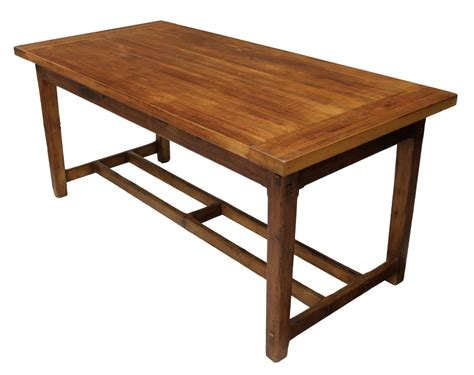 butcher block top work table 71 quot l the howard