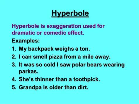 exle of hyperbole exles of hyperbole www pixshark images galleries with a bite