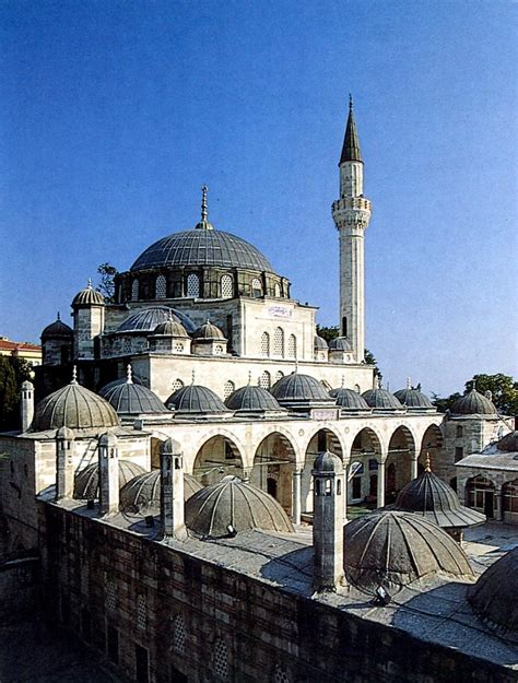 Ottoman Turkey Sokollu Mehmed Pasha Mosque