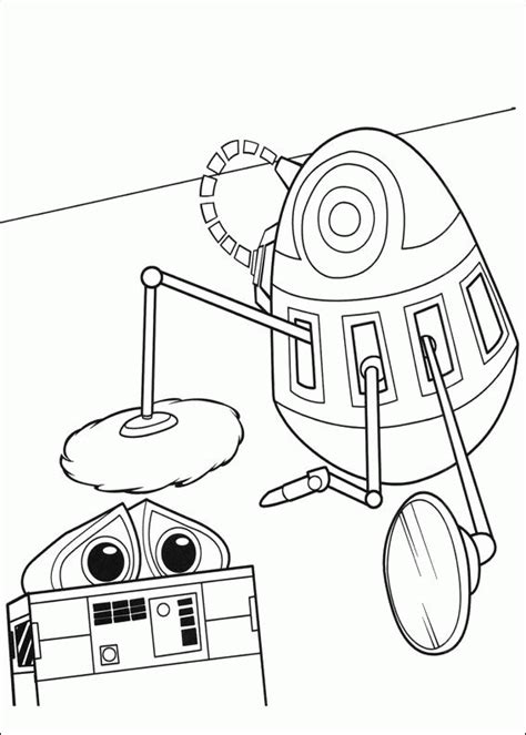 coloring pages wall art wall e coloring pages coloringpages1001 com